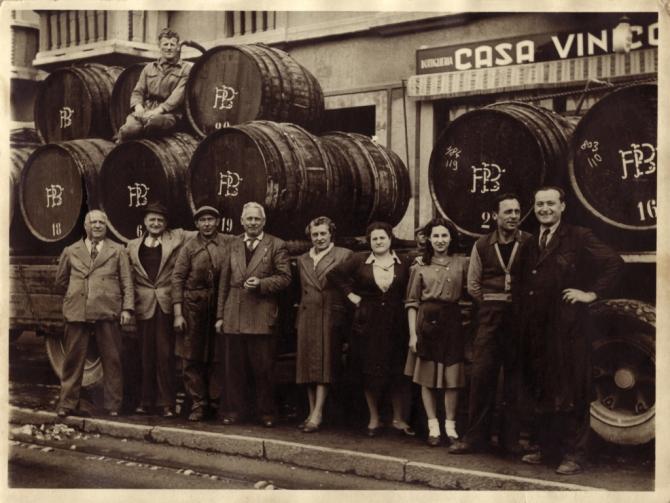 T. Edward Wines, New York wine importer/distributor, Cascina La Ghersa, Asti